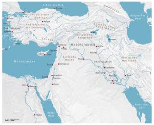 Eastern Mediterranean middle East