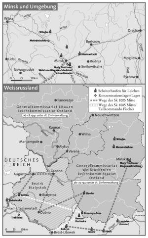 Minsk und Umgebung + Weissrussland
